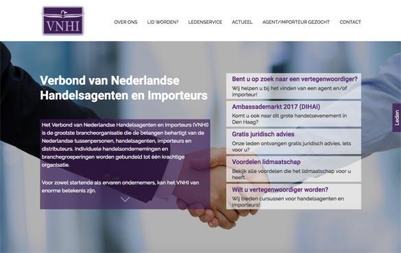 Voordelige website VNHI