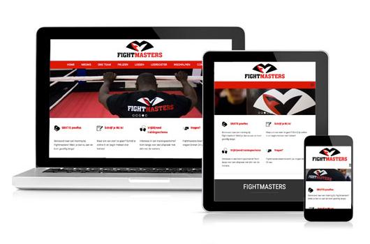 Goedkope website voor sportschool
