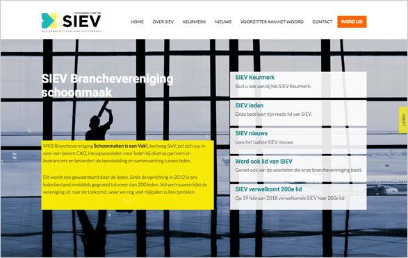 Goedkope website voor SieV